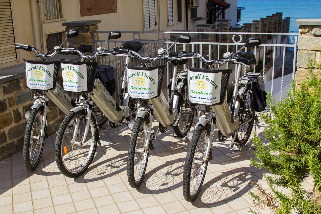 Acciaroli Vacanze - bici elettriche