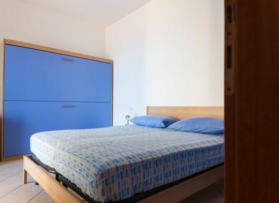 Acciaroli Vacanze - camera da letto appartamenti