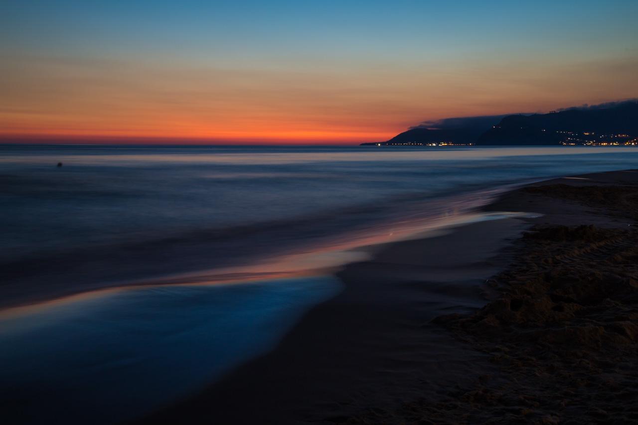Acciaroli Vacanze - tramonto