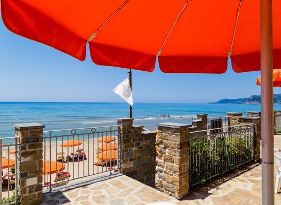 Acciaroli Vacanze - terrazza