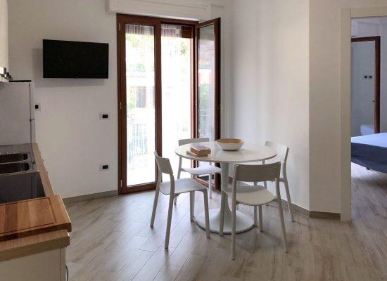 Appartamento bilocale - soggiorno cucina